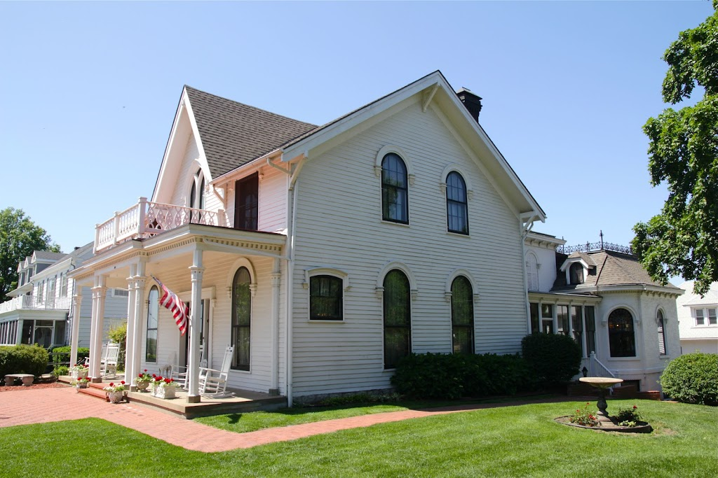maison natale de Amelia Earhart