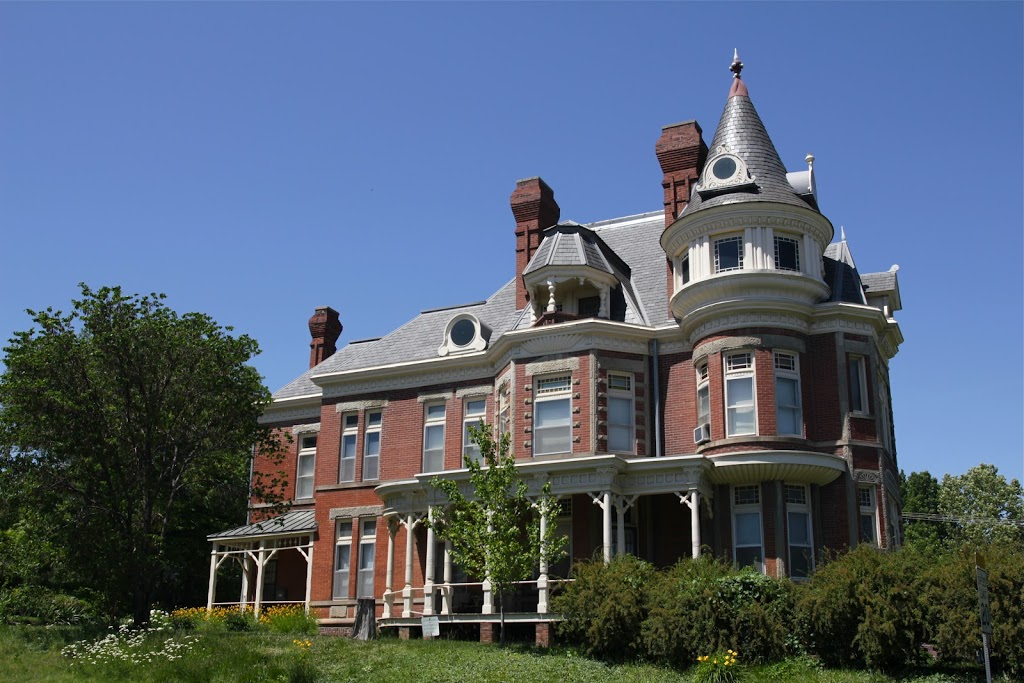 maison victorienne de Atchinson KS