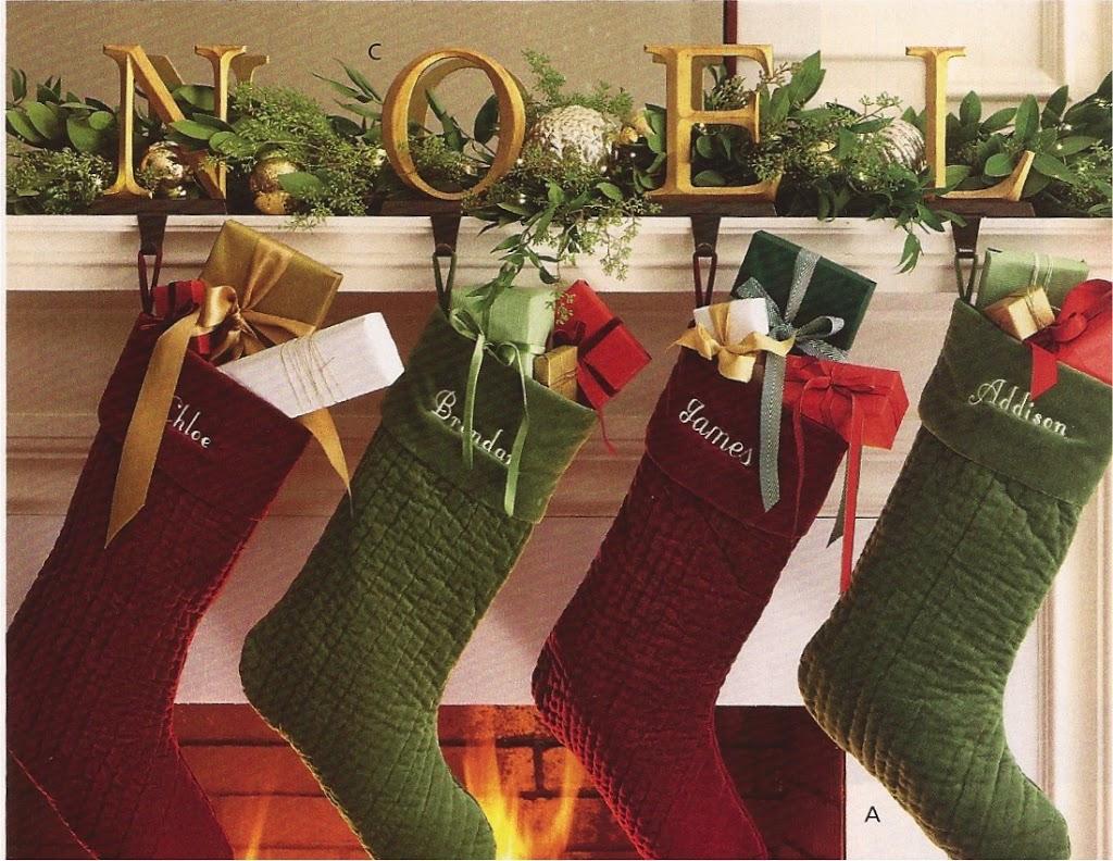 #A33328 12/12/12 : J 12 Avant Noël Les Chaussettes De Noël  5329 décorations de noel aux etats unis 1024x792 px @ aertt.com