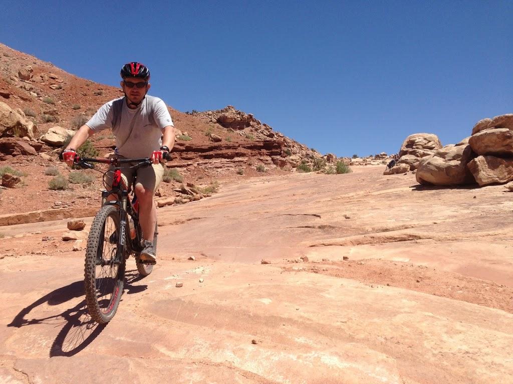 VTT à Moab