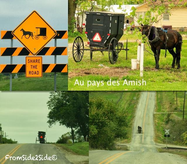 Une rencontre au pays des Amish du Missouri