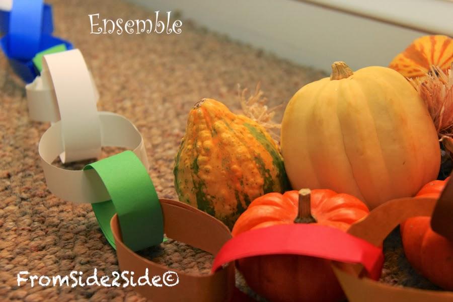 Photo du mois #4 : Ensemble : Thanksgiving expliqué aux enfants !
