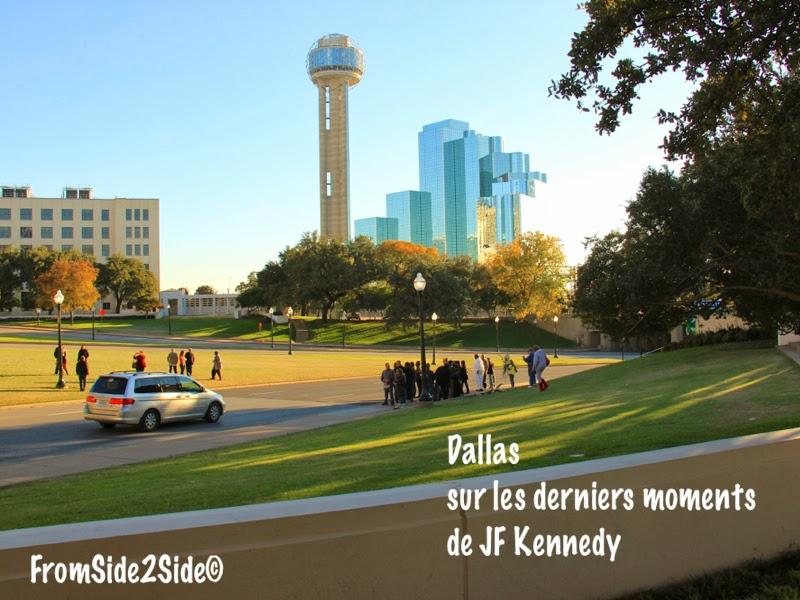 Les derniers instants de Kennedy – balade en plein coeur de Dallas, Texas