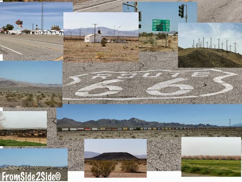 Des petits bouts de Route 66
