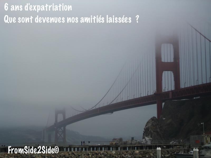 Bilan de 6 ans d'expatriation aux Etats-Unis #Les amitiés de France