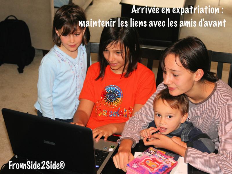 6 ans d'expatriation aux Etats-Unis : l'arrivée