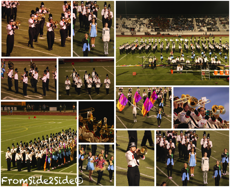 High school chronicles saison de marching band