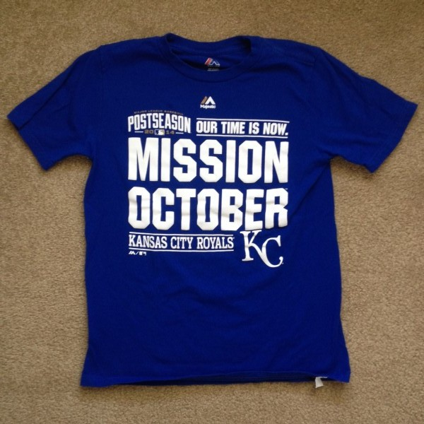 tee-shirt des Royals