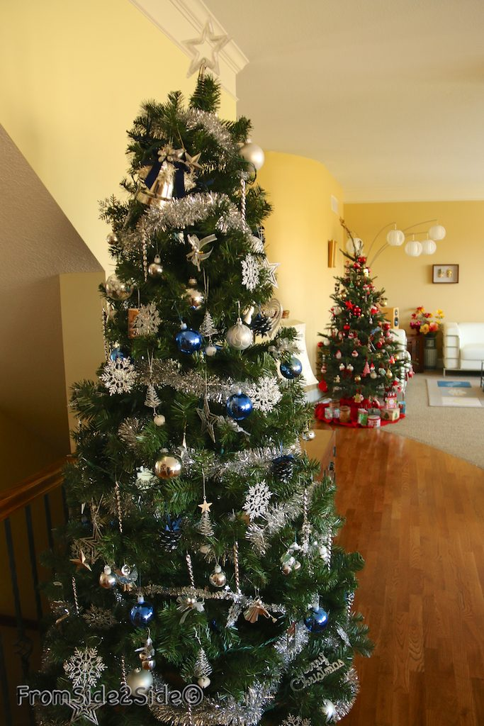 the 20th in america my xmas tree sapin de no l am ricain fromside2side from side to side. Black Bedroom Furniture Sets. Home Design Ideas