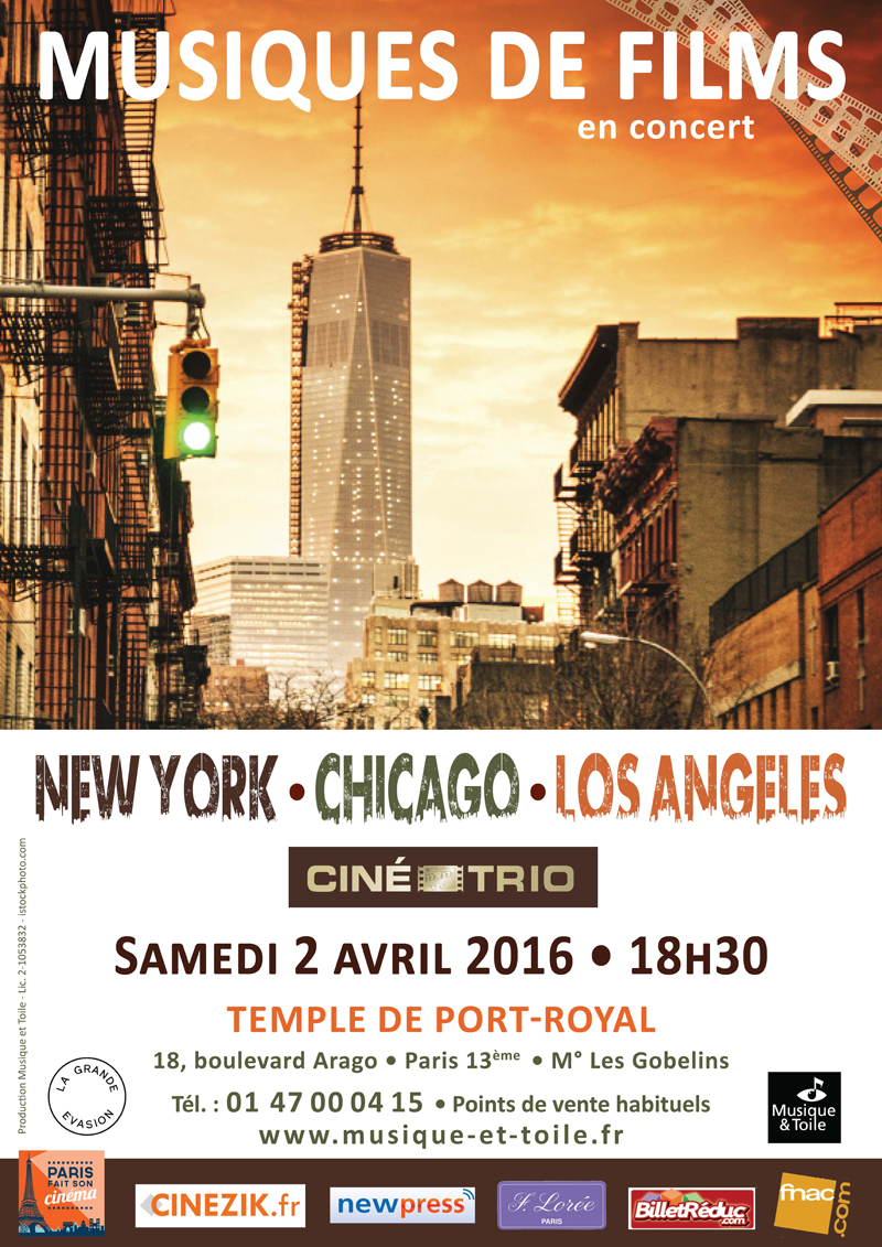 Affiche 27  - 2 avril 2016 - New York Chicago los Angeles-800px