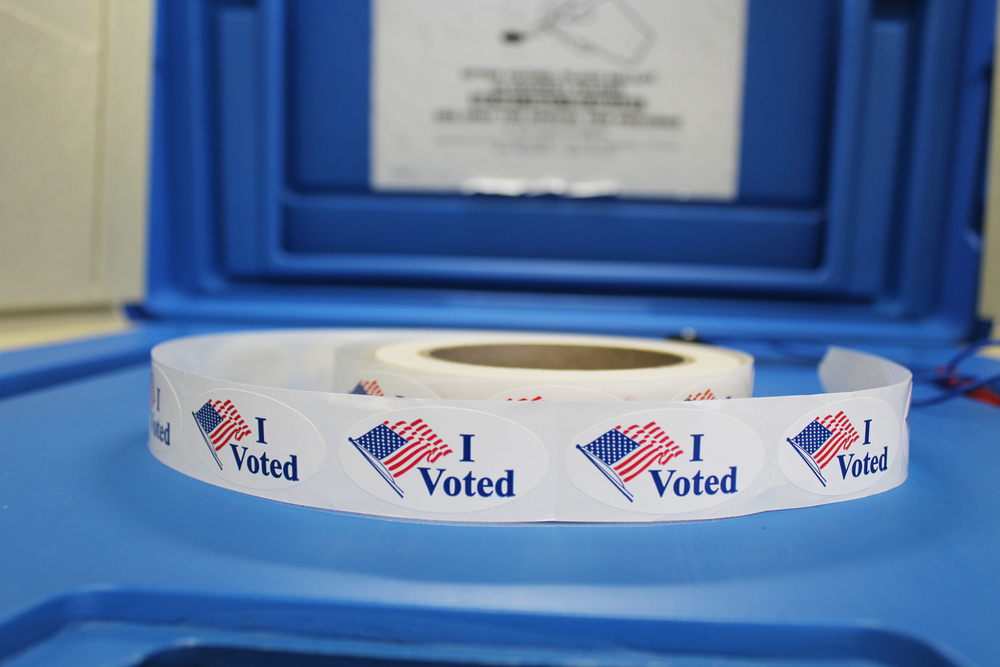 I voted - Shutterstock