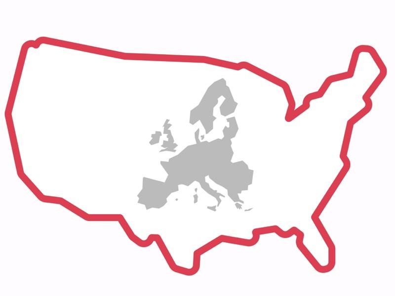 voyager aux Etats-Unis