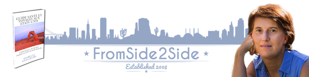 FromSide2Side – From Side to Side - Expatrié aux USA : voyage et vie américaine