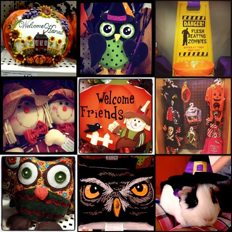 Mon Instagram de la semaine – l'automne arrive