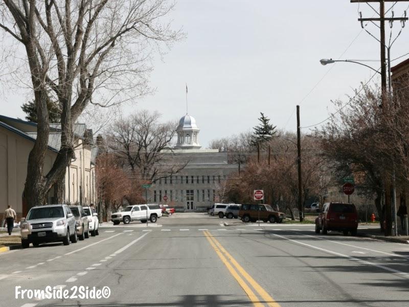 Quartier historique de Carson City, Nevada