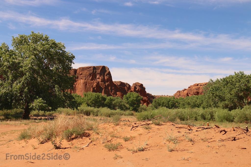 explorer le fond du canyon de chelly avec un guide navajo. Black Bedroom Furniture Sets. Home Design Ideas